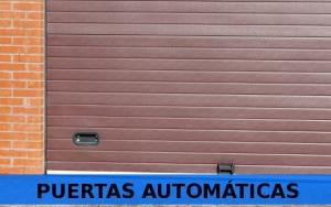 puertas automaticas Mallorca